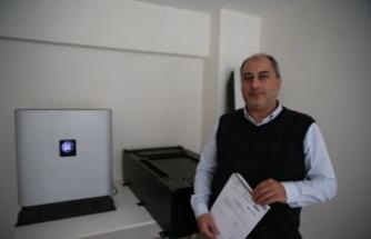 Bursa'da bir firma Kovid-19'u yok eden hava sterilizasyon cihazı üretti