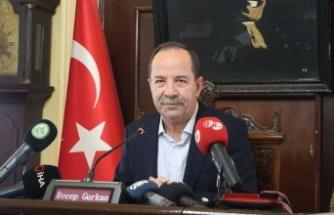 Edirne Belediye Başkanı Gürkan'dan