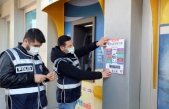 Polis vatandaşları dolandırıcılara karşı uyardı