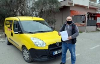 Ezdiği kedinin ölümüne neden olan sürücüye 1033 lira ceza kesildi