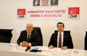 Milletvekili Gaytancıoğlu bazı marketlerde yerli pirinçle ithal pirincin karıştırılıp satıldığını iddia etti