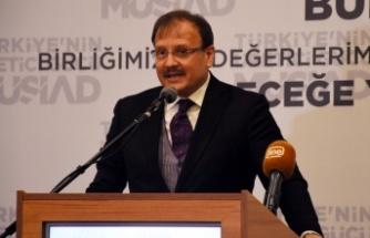 MÜSİAD Başkanı Kaan, Kovid-19 salgınının dünya ekonomilerinde ek borç stoklarına yol açtığını söyledi