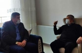 Sami Çakır'dan, Gazi Ailesine Ziyaret