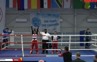 Altay Spor İhtisaslı Ebru Yakar, Türkiye Şampiyonu oldu
