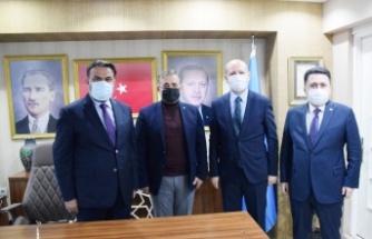 Balıkesir'de DEVA Partisi'nden istifa eden 2 kişi AK Parti'ye geçti