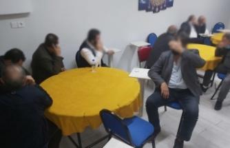 Balıkesir'de kumar oynayan 24 kişiye cezai işlem uygulandı