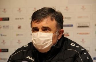 Balıkesirspor-İstanbulspor maçının ardından