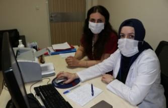 Fedakar sağlık çalışanı anneler salgın sürecinde çocuklarından ayrı kaldıkları günleri unutamıyor