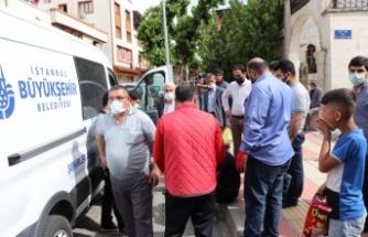 İstanbul'dan gönderilen naaşın başkasıyla karıştığını Siirt'teki cenaze namazında öğrendiler