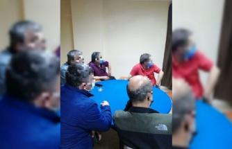 Kumar oynayan 24 kişiye para cezası uygulandı