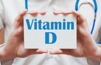 Salgın döneminde çocuklar için D vitamini önerisi