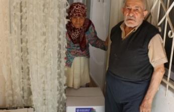 Büyükşehir Ramazan'da sofraları ''Gönül Kazan'' ile donatıyor