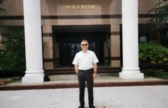 Prof. Dr. Bahattin Türetken Kocaeli Üniversitesinde
