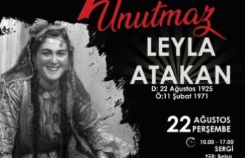 Leyla Atakan doğum gününde anılacak