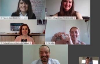 TOSB IK Komitesi'nden Anadolu Vakfı öğrencilerini online mülakat paneli