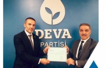 DEVA Kartepe İlçe Başkanı Emre Erhan oldu