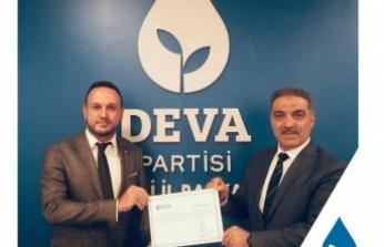 DEVA'nın Başiskele İlçe Başkanı Av. Görkem Bora Taner  oldu
