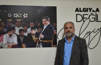 Müslüm Osmanoğlu: Atatürk'ün açtığı yolda durmadan yürüyeceğiz
