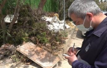 Tuzla'da çevre zabıta ekibi göreve başladı