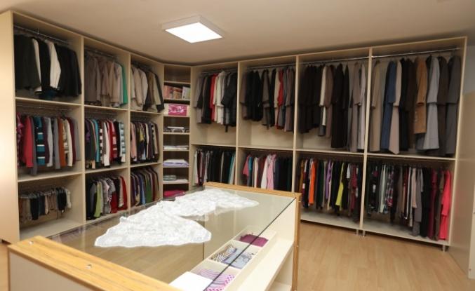 'Giymiyorsan Giydir' Mağazası kışa hazırlanıyor
