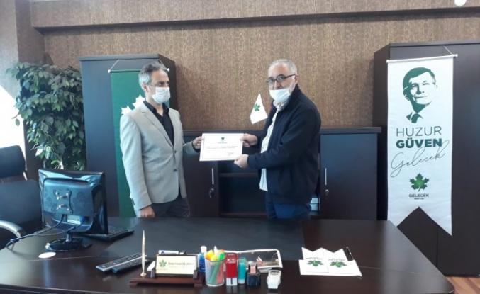 Gelecek Partisi Karamürsel'e Avukat Boler Arslan atandı