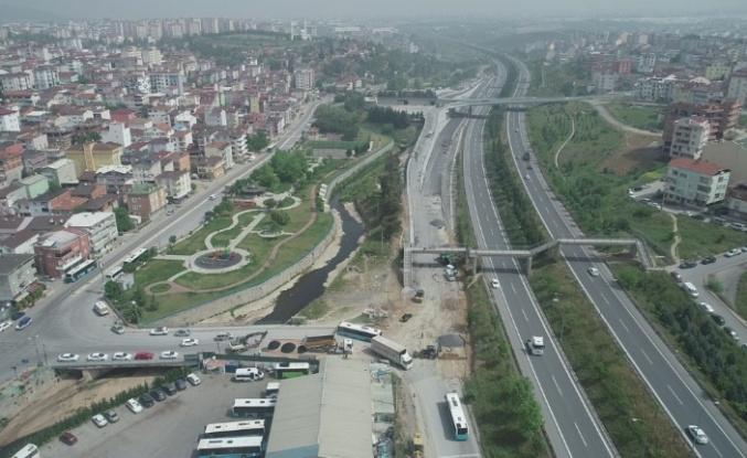 Tuzla ile Çayırova'yı birleştiren projede sona yaklaşıldı