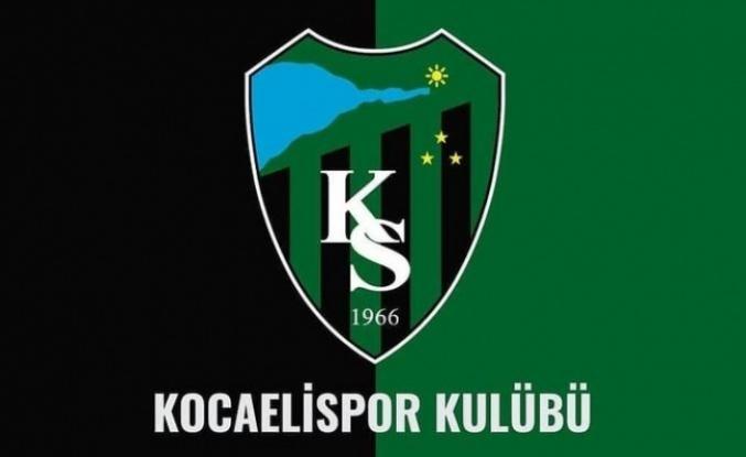 Kocaelispor'da testler negatif çıktı