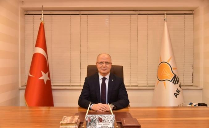 AK Parti Bursa İl Başkanı Gürkan: