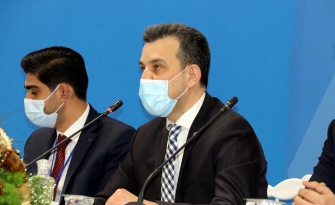 AK Parti Genel Başkan Yardımcısı Usta, partisinin Karabük il kongresinde konuştu: