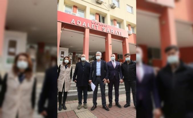 AK Parti teşkilatları Başbuğ, Sağlar ve Ataklı hakkında suç duyurusunda bulundu