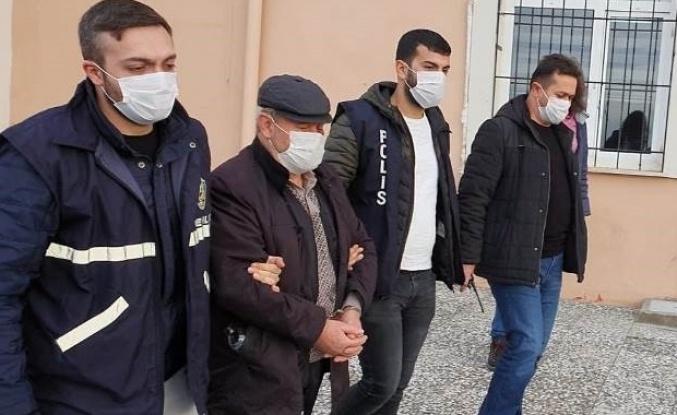 3 traktör çaldığı iddiasıyla yakalanan zanlı tutuklandı