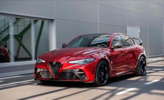 Alfa Romeo Giulia'ya 4'üncü kez ödül