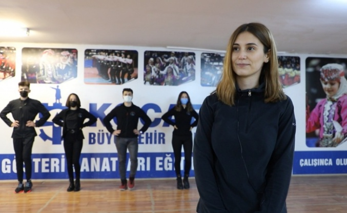 Büyükşehir'den kültürel mirasımız halk oyunlarına destek
