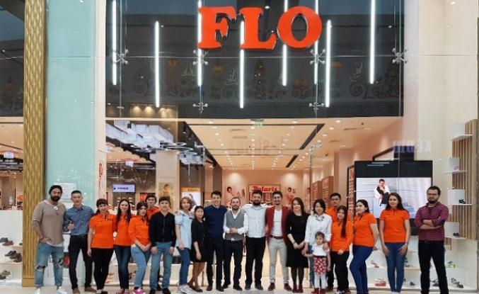 FLO yurt dışındaki 105'inci mağazasını açtı