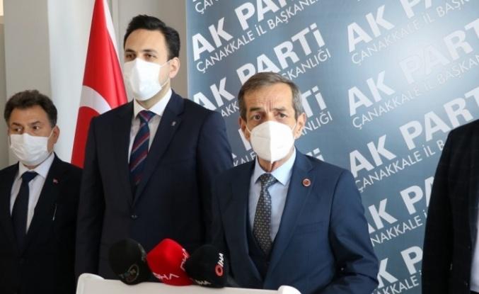 Çanakkale İl Genel Meclisi Başkanı Nejat Önder, CHP'den istifa edip AK Parti'ye geçişini değerlendirdi