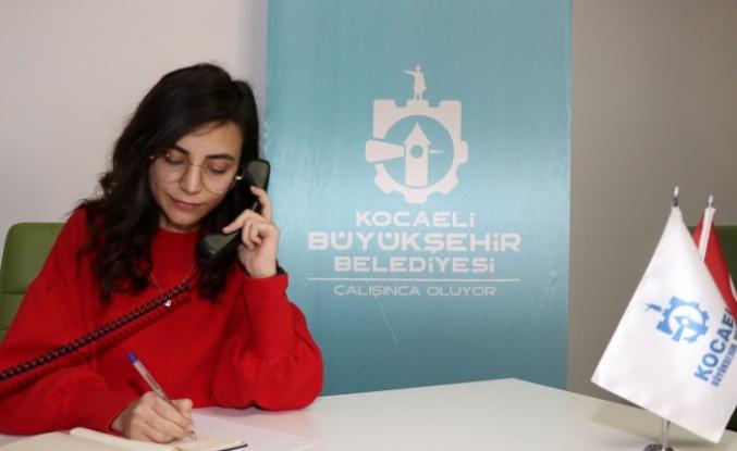 """Kocaeli'de  ''Sağlıklı Beslenme Danışma"""" hattı kuruldu"""