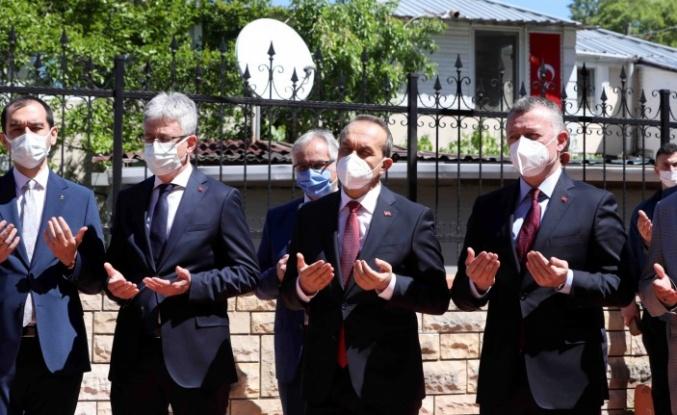 Başkan Büyükakın, ''İşgalci İsrail, devlet terörü uyguluyor''