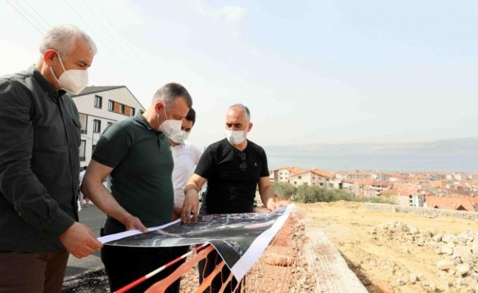 Başkan Büyükakın, ''Yepyeni bir Karamürsel inşa ediyoruz''