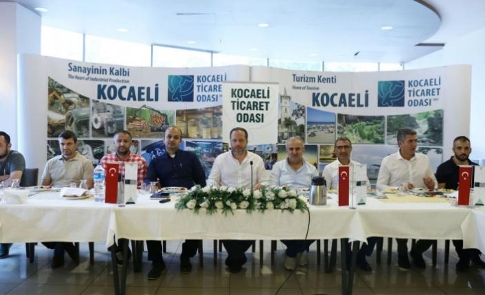 KOTO'da 'Mobilya Ağaç İşleri ve Ormancılık Sektörü'ne özel istişare toplantısı