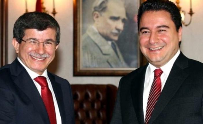 Ahmet Davutoğlu ve Ali Babacan hareketi iki nedenden dolayı birleşebilir