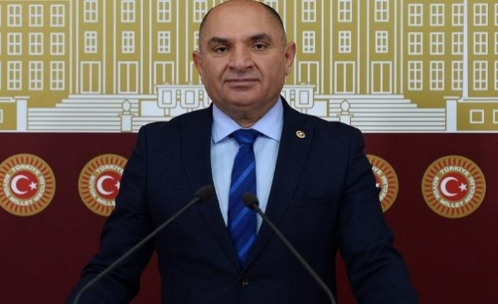 Kocaeli milletvekili Tahsin Tarhan'ın KYK borçlarıyla ilgili basın açıklaması