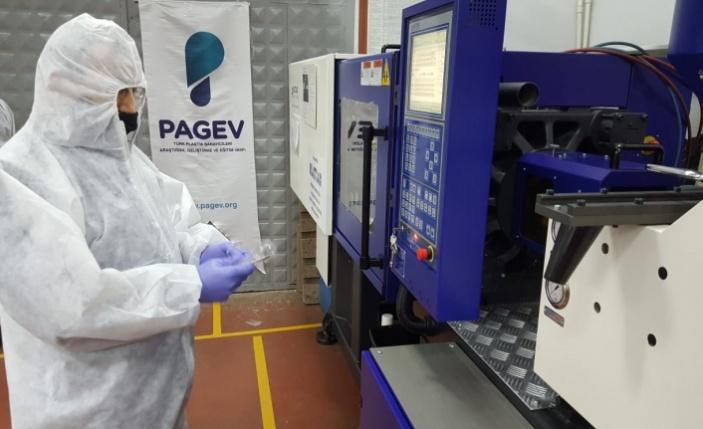 PAGEV MTAL'den  hastane ve huzur evleri için tek kullanımlık çatal, kaşık, bıçak