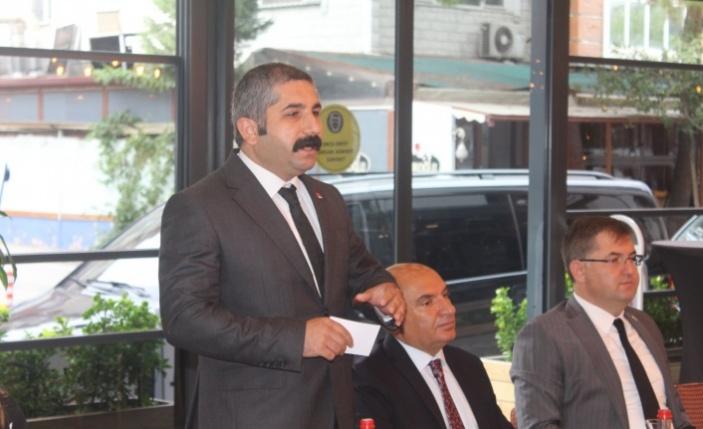 Gökhan Orhan: Gebze'yi güçlü kılmak için çaba gösteriyoruz.
