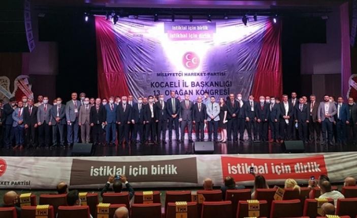 MHP'nin Kocaeli İl yönetimi belli oldu