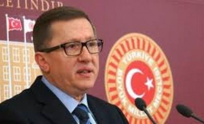 Lütfü Türkkan Fındık Üreticilerinin sıkıntısını Meclise taşıdı
