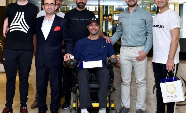 Türk engelli takımı Kotor'da tarih yazdı