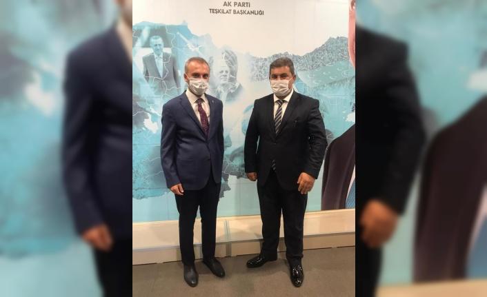AK Parti Çayırova'da aday Servet Günay oldu