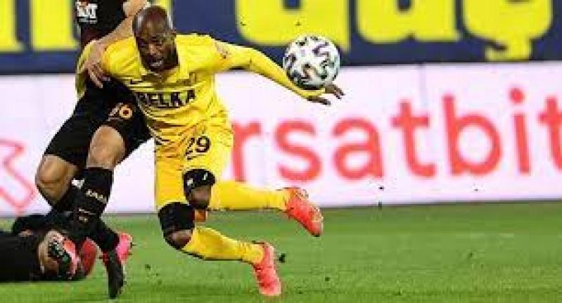 PFDK'den MKE Ankaragücü'nün Angolalı futbolcusu Geraldo'ya 2 maç men