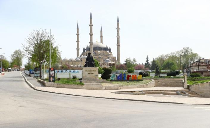 Selimiye Camisi çevre düzenlemesine Cumhurbaşkanı Erdoğan'ın talimatıyla başlanıyor