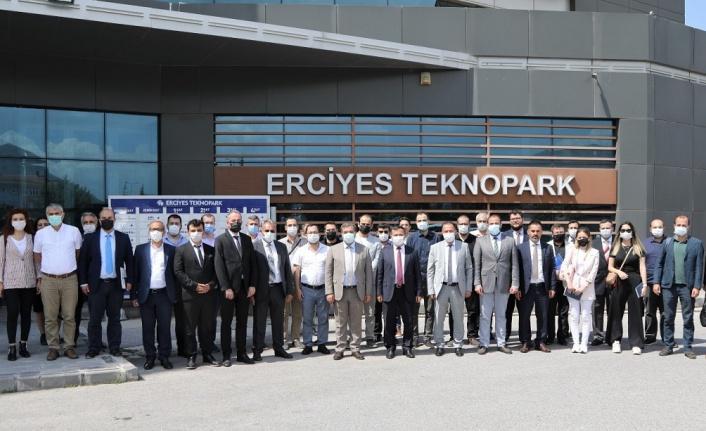Anadolu Üniversiteler Birliği Strateji Kurulu ERÜ'de Toplandı